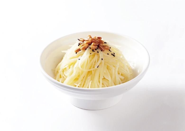 松仁土豆丝